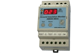 Ground Insulation Monitor AM204MDG